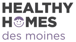 Healthy Homes Des Moines logo